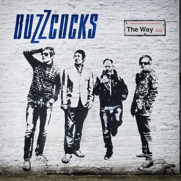 buzzcocks -  Buzzcocks - The Way (Album Review)