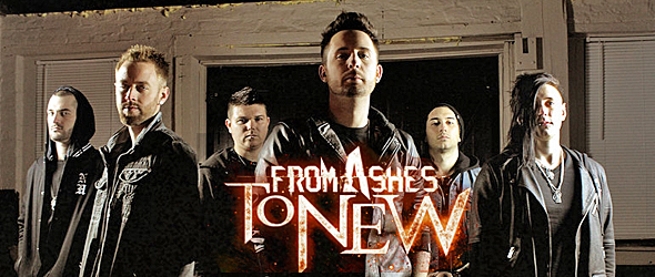 from ashes to new slide - Interview - Matt Brandyberry of From Ashes to New