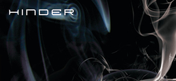 hinder album cover1 - Hinder - When The Smoke Clears (Album Review)