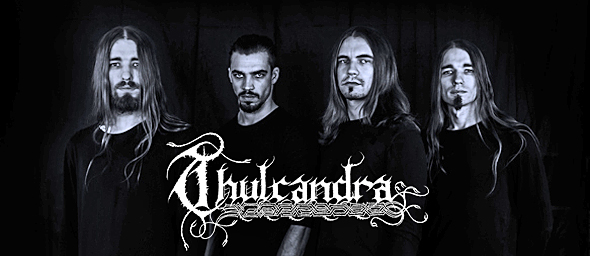 Thulcandra promo - Interview - Steffen Kummerer of Thulcandra