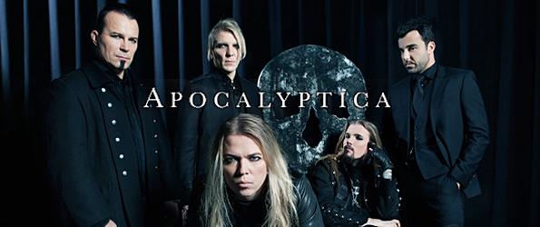 apocalyptica slide - Interview - Eicca Toppinen of Apocalyptica
