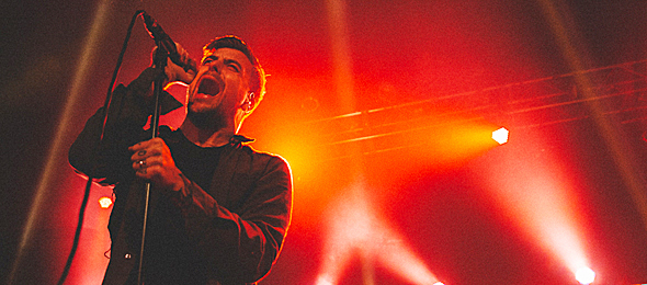 circa survive 7 edited 1 - Circa Survive close out tour in style Sherman Theater Stroudsburg, PA 5-3-15 w/ CHON & Balance and Composure