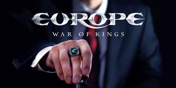 europe warofkings1 - Europe - War of Kings (Album Review)
