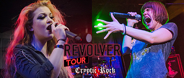Flyleaf & The Agonist lead female fueled rock to Charlotte