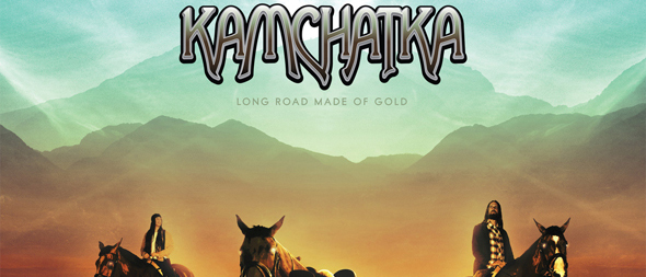 kamchatka album gold cover large edited 1 - Kamchatka - Long Road Made Of Gold (Album Review)