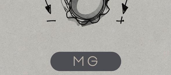 mg album cover1 - Martin L Gore - MG (Album Review)