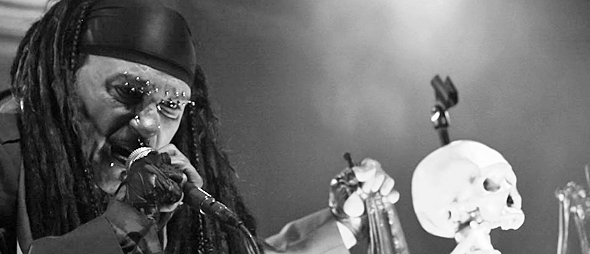 ministry2015 29 - Ministry deliver the goods The Gothic Theatre Denver, CO 5-23-15 w/ Laibach & The SixxiS