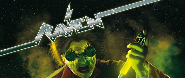 raven cover edited 1 - Raven - ExtermiNation (Album Review)