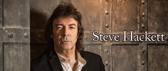 steve slide - Interview - Steve Hackett
