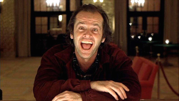 the shining 1 - The Shining instilling terror 35 years later
