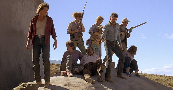 Still from Tremors