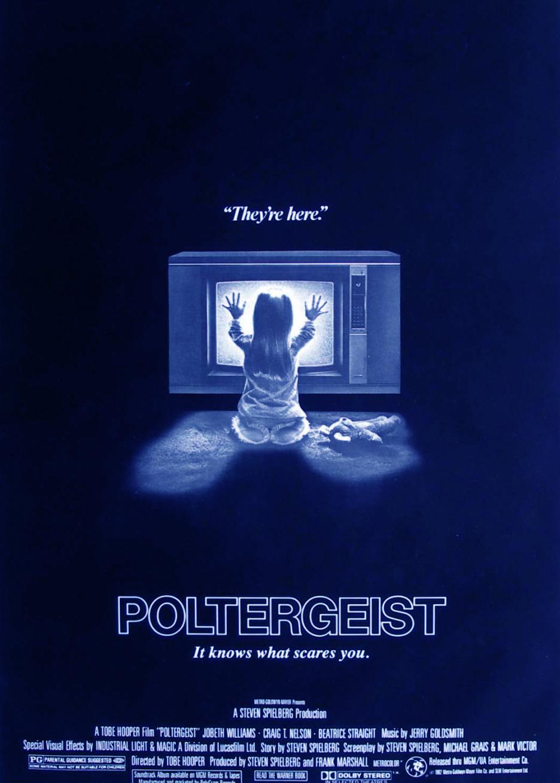This Week In Horror Movie History Poltergeist 1982