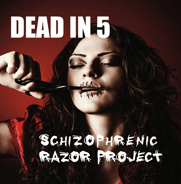 Dead in 5 CD ART FRONT COVER