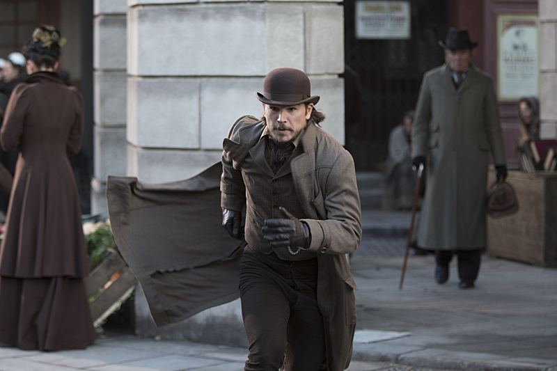 Josh Hartnett as Ethan Chandler in Penny Dreadful (season 2, episode 4). - Photo: Jonathan Hession/SHOWTIME