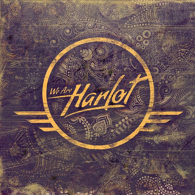 We-Are-Harlot-self-titled-cover