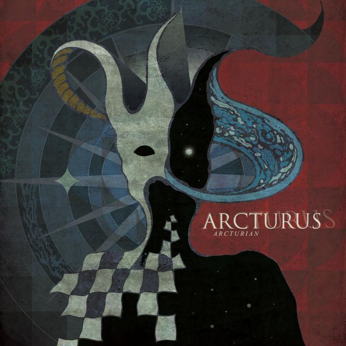 arcturus - Arcturus - Arcturian (Album Review)