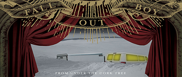 corktree cd1 - Fall Out Boy's From Under The Cork Tree a gem a decade later