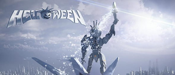 helloween 1 - Helloween - My God-given Right (Album Review)