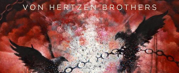 original edited 1 - Von Hertzen Brothers - New Day Rising (Album Review)