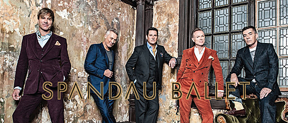 spanda ballet slide - Interview - Martin Kemp of Spandau Ballet