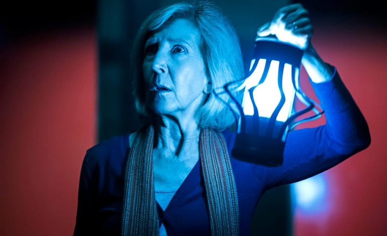 Still from Insidious: Chapter 3