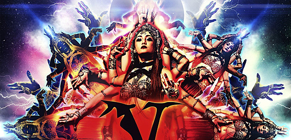 91JWyt+XLvL. SL1425  edited 1 - Veil of Maya - Matriarch (Album Review)