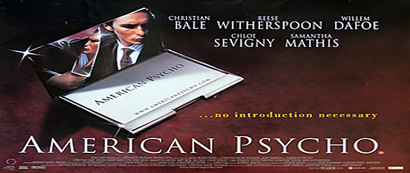 american slide - American Psycho still startling 15 Years Later