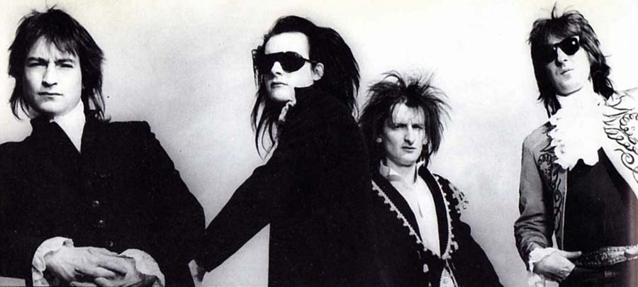 photo damned 1986 - The Damned's Phantasmagoria turns 30