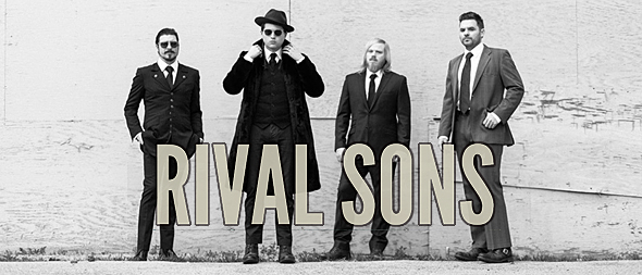 rival sons slide - Interview - Dave Beste of Rival Sons