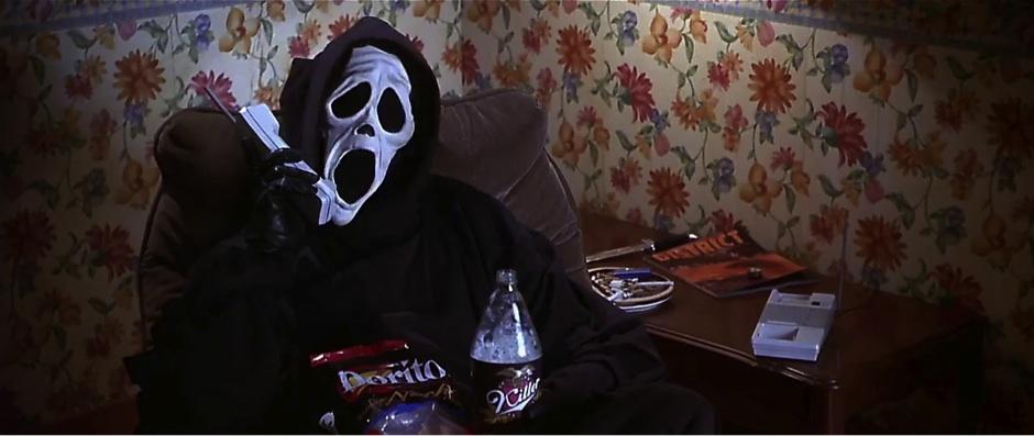 Still from Scary Movie