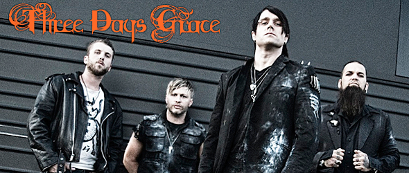 three days grace new slide 2 - Interview - Neil Sanderson of Three Days Grace
