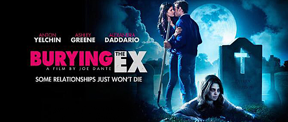 burying the ex slide - Burying the Ex (Movie Review)