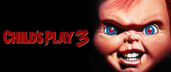 childs play 3 big slide - This Week in Horror Movie History - Child's Play 3 (1991)
