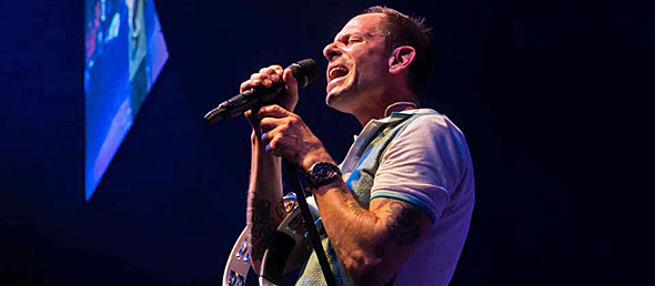 gin blossoms slide - Gin Blossoms Capture The Paramount Huntington, NY 7-10-15