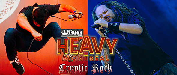 heavy montreal slide day 1 - Heavy Montréal Flies High On Day 1 Montréal, QC 8-7-15