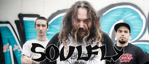 soulfly slide - Interview - Max Cavalera of Soulfly