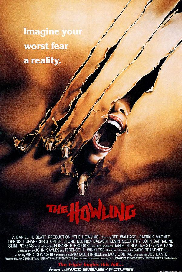 the howling poster 1981 everett - Interview - Joe Dante