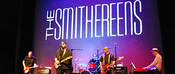 the smithereens slide - The Smithereens Welcomed Back To The Suffolk Theater Riverhead, NY 8-15-15