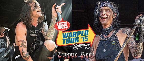vans warped tour 2015 slide - Vans Warped Tour Dominates Jones Beach, NY 7-11-15