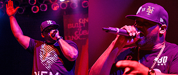 wu slide - Raekwon & Ghostface Killah Invade The Paramount Huntington, NY 7-22-15