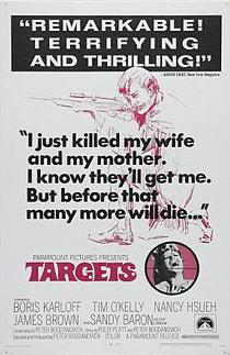 220px Targetsposter - Interview - Sara Karloff - Reflections on Boris Karloff