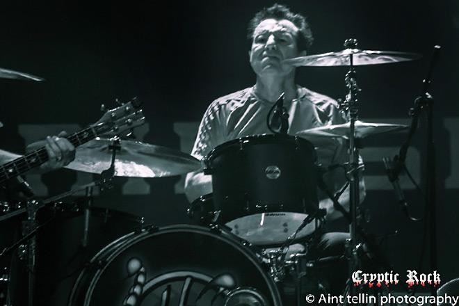 herman rarebell live - Interview - Herman Rarebell Legendary Scorpions Drummer