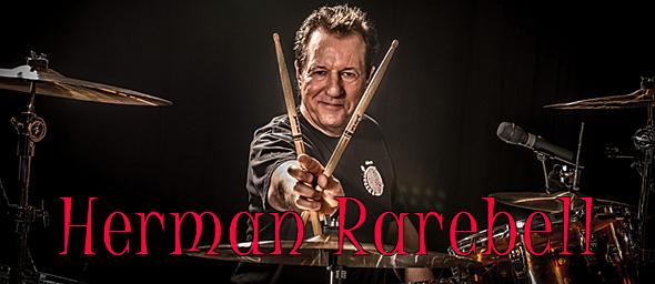 herman rarebell slide - Interview - Herman Rarebell Legendary Scorpions Drummer