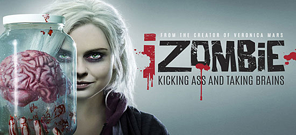 izombie season 1 m720p hdtv alderyn - iZombie Season One (Review)