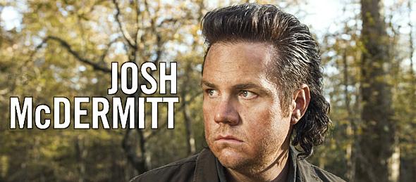 josh slide - Interview - Josh McDermitt of The Walking Dead