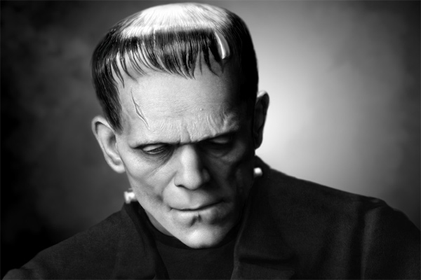 Boris Karloff as Frankenstein's Monster/ Universal Pictures