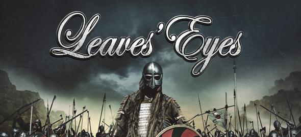leaves eyes promo edited 1 - Leaves' Eyes - King of Kings (Album Review)