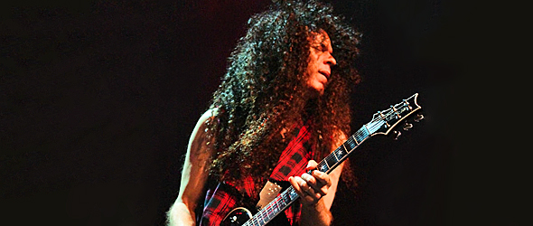 marty slide - Marty Friedman Blisters at Gramercy Theatre NYC 9-10-15 w/ Exmortus & Metalfier