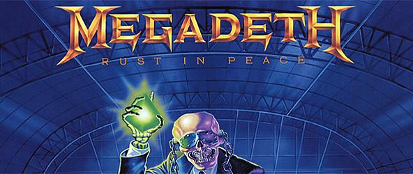 Megadeth Rust In Peace Cd Megadeth's Rust in Pea...