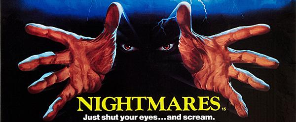 nightmares big slide - This Week in Horror Movie History - Nightmares (1983)